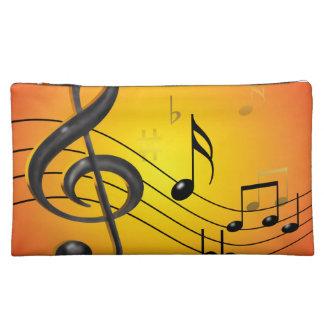 Music Notes Bagettes Bag