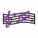 Music Notes Polo