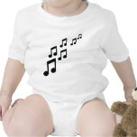 music notes icon shirts
