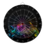 Music Notes in Color for Music-lovers Dartboards