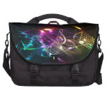 Music Notes in Color for Music-lovers Laptop Bags