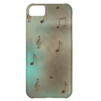 Music & Notes iPhone 5C Cover