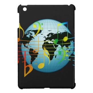 Music Notes Keyboard Destiny iPad Mini Cover