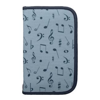 Music Notes Laptop Sleeve Organizers