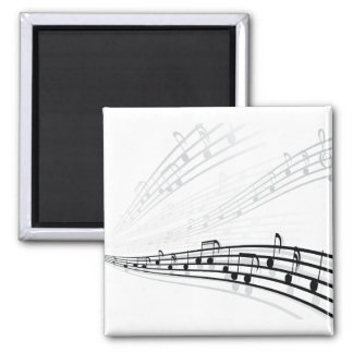 Music Notes ~ Musical Notation Symbols Magnet