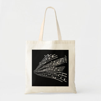 Music Notes ~ Musical Notation Symbols Tote Bag