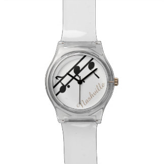 Music Notes Nashville May 28th Watch-Customize Watch