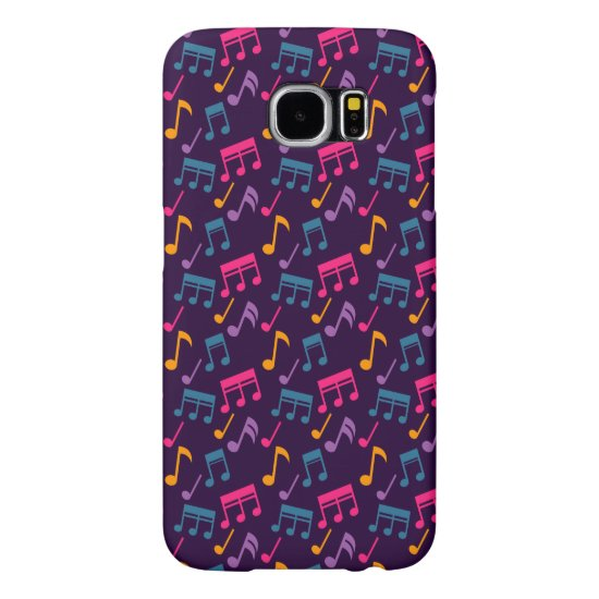 music notes samsung galaxy s6 case