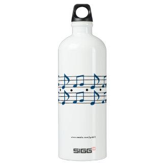 Music Notes SIGG Traveler 1.0L Water Bottle