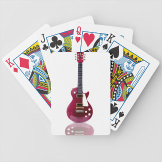 Music Notes Strings Guitar Peace Love Destiny Art Bicycle Playing Cards