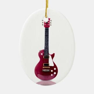 Music Notes Strings Guitar Peace Love Destiny Art Christmas Tree Ornament
