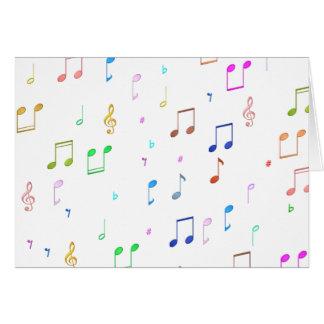 Music Notes & Symbols