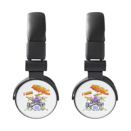 Music Octopus DJ Headphones