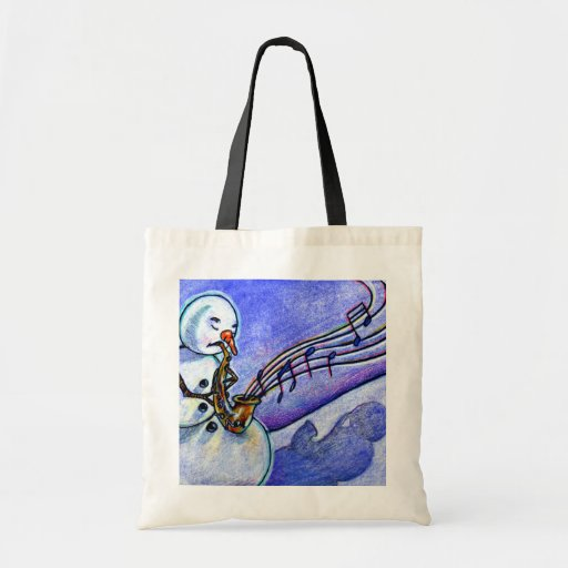 Music of Christmas Tote Bag