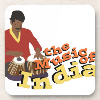 Music of India Coaster