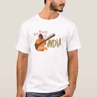 Music Of India T-Shirt