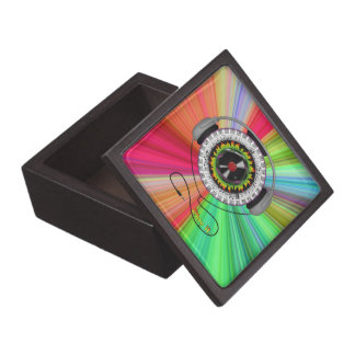 Music of Life Trinket Box