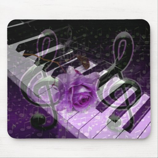 Music Of Love_ Mousepads