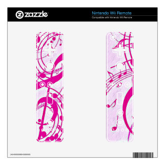 Music of love_ wii remote skins