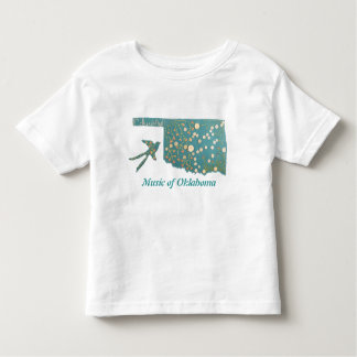 Music of Oklahoma Toddler T-shirt