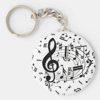 Music of the heart_ keychains