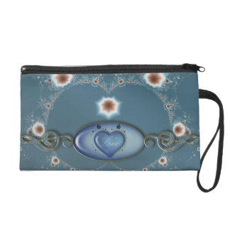 Music of the Heart Wristlet Purse
