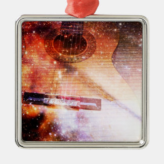 Music of the Universe Christmas Ornament