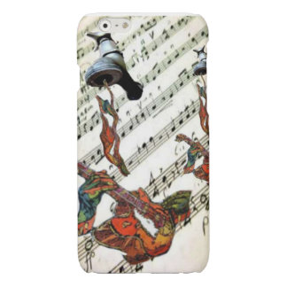 music on tap glossy iPhone 6 case