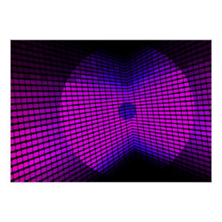 Music Party Background Poster