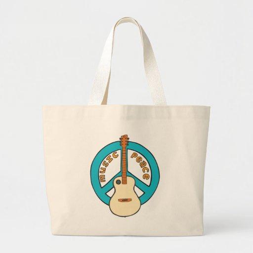 Music Peace Guitar Bags