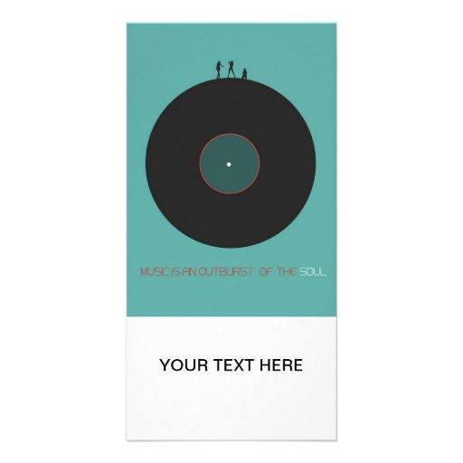Music Photo Cards