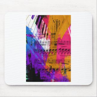 music, piano decor (12) mouse pads