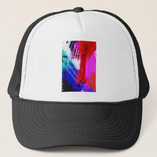 music, piano decor (13) trucker hat