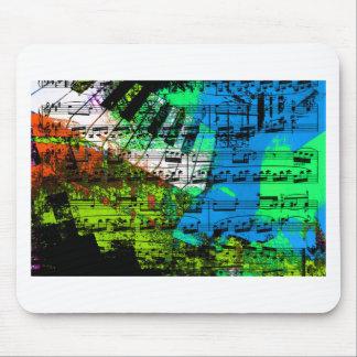 music, piano decor (14) mousemats