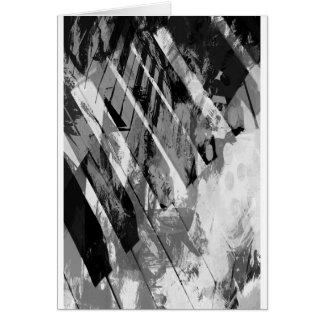 music, piano decor (20) card