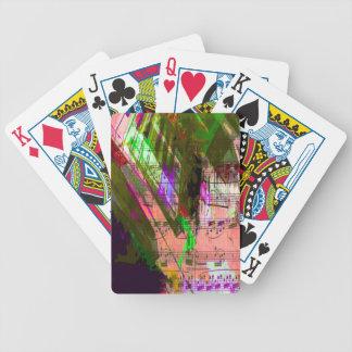 music, piano decor (8) card deck