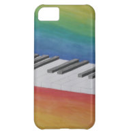 Music Piano Keys Notes Teacher Destiny Instruments iPhone 5C Covers