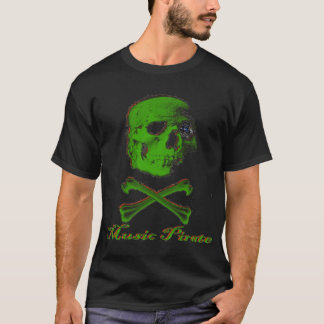 music pirate1 T-Shirt