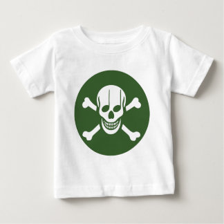 Music pirate infant t-shirt