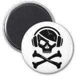 Music Pirate Piracy anti-riaa icon Magnet