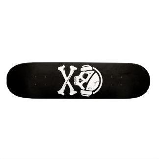 Music Pirate Piracy anti-riaa icon Skateboard Deck
