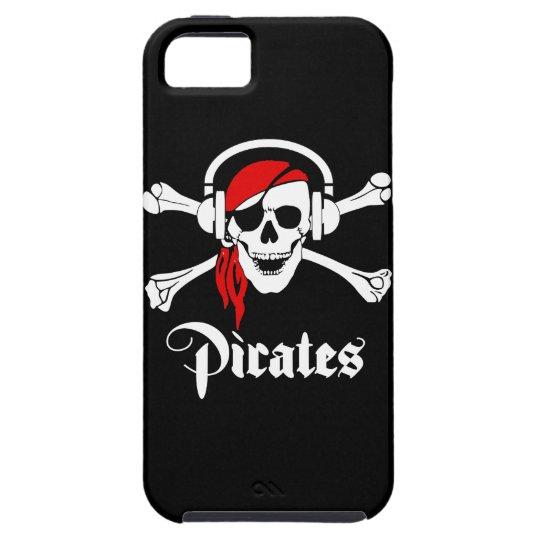 Music Pirates iPhone SE/5/5s Case