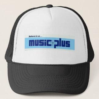 Music Plus believe in us Trucker Hat