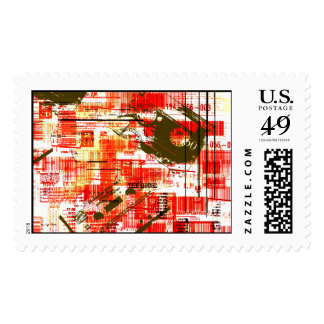 music postage stamps