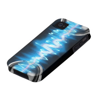 music power design iPhone 4/4S covers