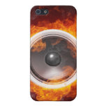 """""""Music Power"""" iPhone 3G Case iPhone 5 Cover"""