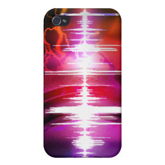 music power iPhone 4 cover