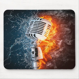 """Music Power"" Mousepad"