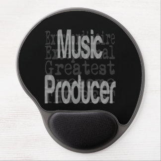 Music Producer Extraordinaire Gel Mouse Pad