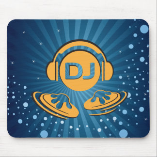 Music producer or DJ mouse mat Mouse Pad